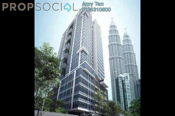 For Sale Condominium at Mirage Residence, KLCC Freehold Unfurnished 0R/0B 1.47m