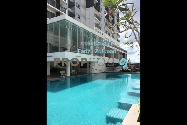 For Rent Condominium at Hijauan Heights, Kajang Freehold Unfurnished 4R/2B 1.2k