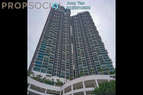 For Sale Condominium at Vogue Suites One @ KL Eco City, Mid Valley City Freehold Unfurnished 0R/0B 1.72m