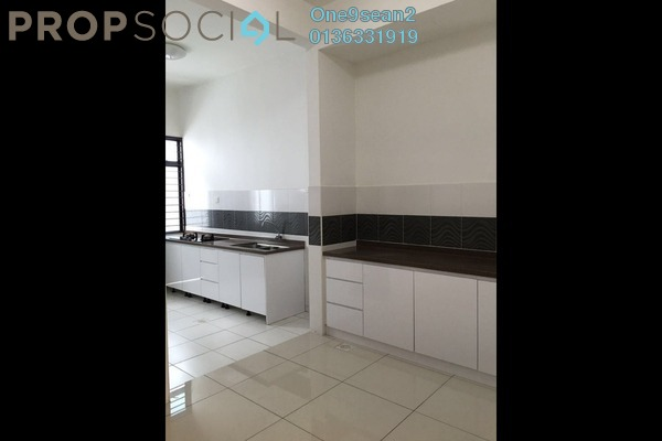 For Rent Terrace at Setia Indah, Setia Alam Freehold Semi Furnished 4R/3B 1.7k