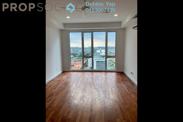 For Rent Condominium at Temasya 8, Temasya Glenmarie Freehold Semi Furnished 3R/2B 2.5k