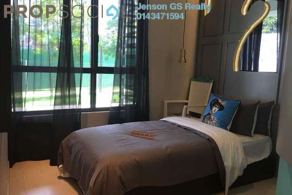 For Sale Condominium at The ERA, Segambut Freehold Fully Furnished 3R/2B 431k