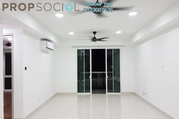 For Rent Condominium at Temasya 8, Temasya Glenmarie Freehold Semi Furnished 2R/2B 2.3k