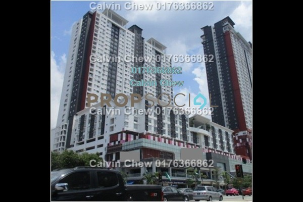 For Sale Shop at Axis Atrium, Pandan Indah Freehold Unfurnished 0R/0B 646k