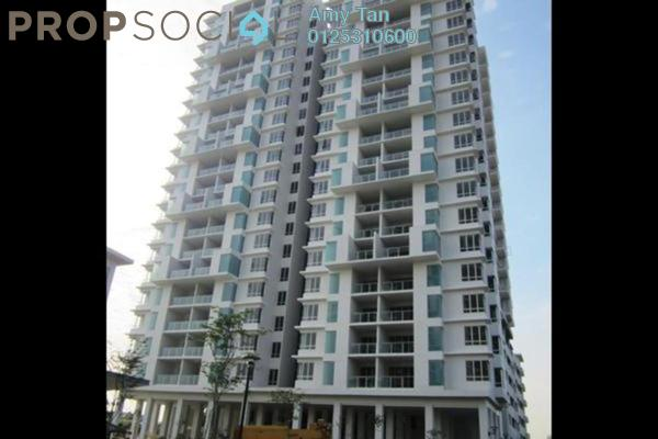 For Sale Condominium at Zen Residence, Puchong Freehold Unfurnished 0R/0B 320k