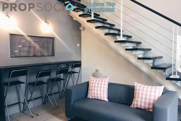 For Rent Serviced Residence at The Scott Soho, Old Klang Road Freehold Fully Furnished 2R/0B 2k