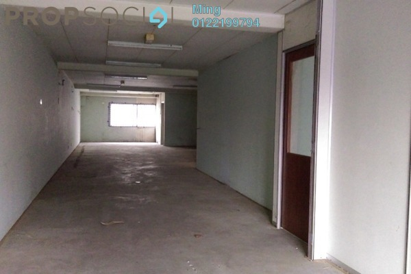For Rent Office at Taman Sejahtera, Jinjang Freehold Unfurnished 0R/2B 2.5k