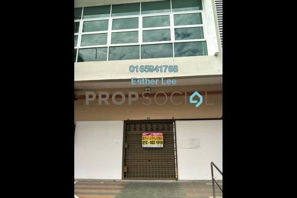 For Rent Shop at Bandar Seri Botani, Ipoh Freehold Unfurnished 0R/2B 3.8k