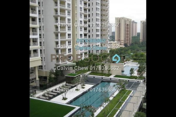 For Sale Condominium at Hijauan Kiara, Mont Kiara Freehold Unfurnished 3R/4B 1.39m