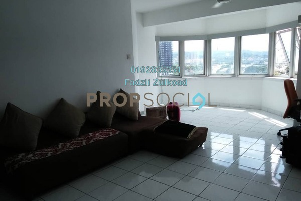 For Rent Condominium at Heritage, Setapak Freehold Fully Furnished 3R/2B 1.5k