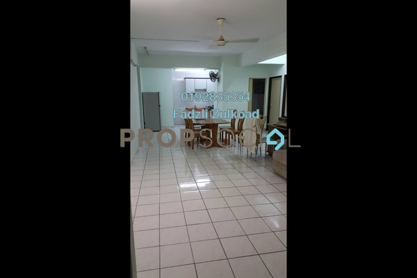 For Rent Condominium at Setapak Ria Condominium, Setapak Freehold Fully Furnished 3R/2B 1.6k