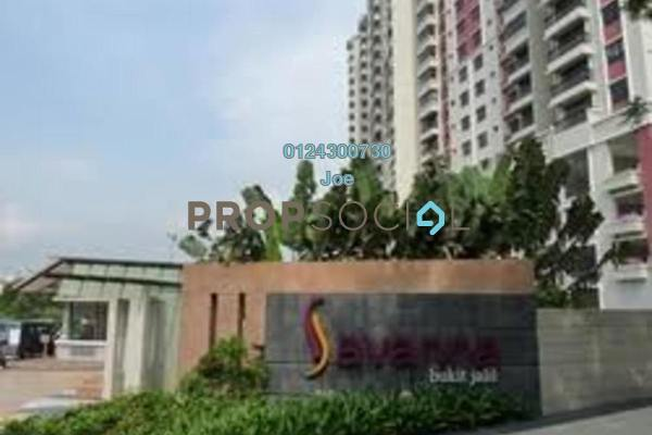 For Sale Condominium at Savanna 1, Bukit Jalil Freehold Semi Furnished 4R/3B 720k