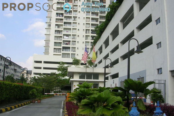 For Sale Apartment at Ampang Putra Residency, Ampang Freehold Unfurnished 0R/0B 664k