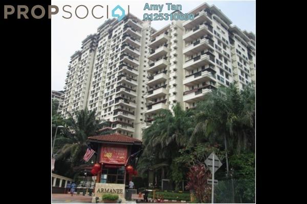 For Sale Condominium at Armanee Condominium, Damansara Damai Freehold Unfurnished 0R/0B 386k