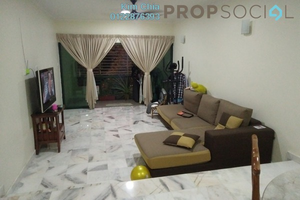 For Rent Condominium at Sang Suria, Sentul Freehold Semi Furnished 3R/3B 2k