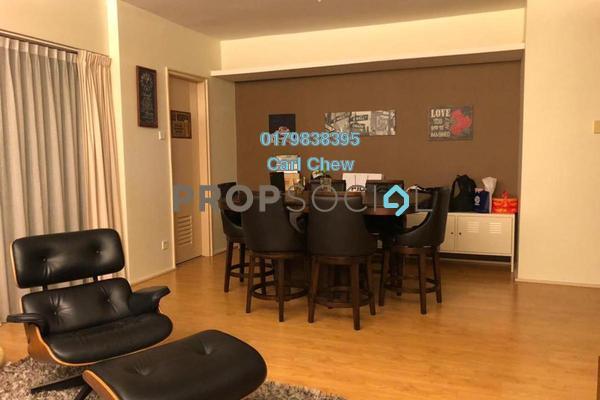 For Sale Condominium at i-Zen Kiara I, Mont Kiara Freehold Fully Furnished 3R/2B 910k