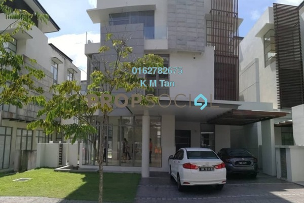 For Sale Bungalow at The Valley TTDI, Ampang Freehold Unfurnished 7R/6B 1.85m