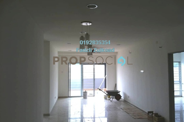 For Rent Condominium at Astana Lumayan, Bandar Sri Permaisuri Freehold Unfurnished 4R/2B 1.5k