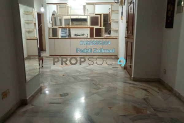 For Rent Condominium at Sri Kinabalu, Wangsa Maju Freehold Semi Furnished 4R/2B 1.6k