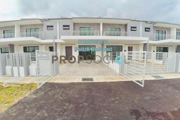 For Rent Terrace at Saujana KLIA, Sepang Freehold Unfurnished 4R/3B 1.3k