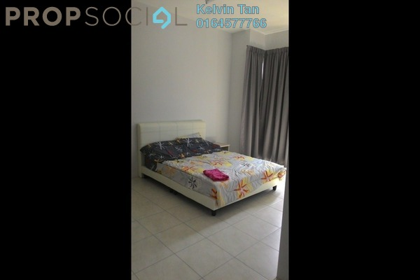 For Sale Apartment at The OceanView, Jelutong Freehold Fully Furnished 3R/2B 420k