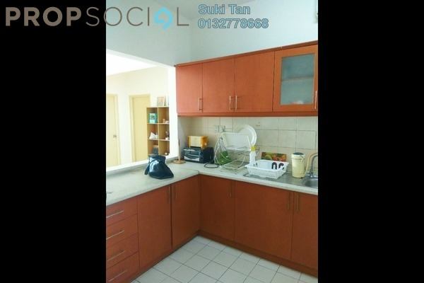 For Rent Condominium at Sri Putramas I, Dutamas Freehold Semi Furnished 3R/2B 1.55k
