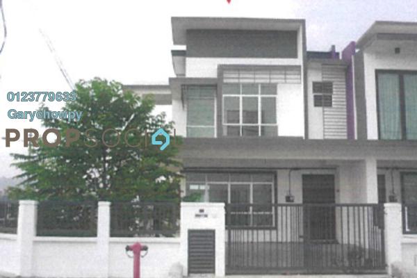 For Sale Terrace at Bandar Puncak Alam, Kuala Selangor Freehold Semi Furnished 4R/3B 828k