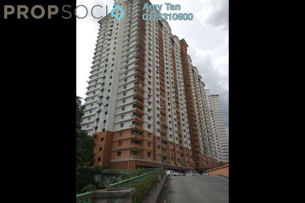 For Sale Apartment at Flora Damansara, Damansara Perdana Freehold Unfurnished 0R/0B 180k