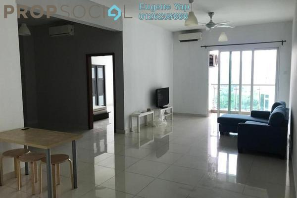 For Rent Condominium at Royal Regent, Dutamas Freehold Semi Furnished 2R/2B 2.2k