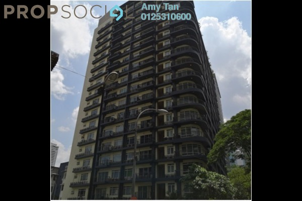 For Sale Serviced Residence at 38 Bidara, Bukit Ceylon Freehold Unfurnished 0R/0B 514k