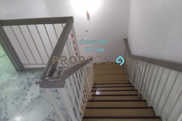 For Sale Terrace at Taman Len Sen, Cheras Freehold Semi Furnished 4R/3B 500k