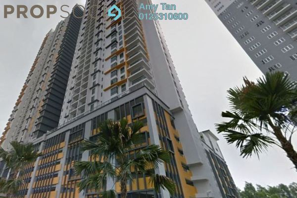 For Sale Apartment at Parkhill Residence, Bukit Jalil Freehold Unfurnished 0R/0B 550k