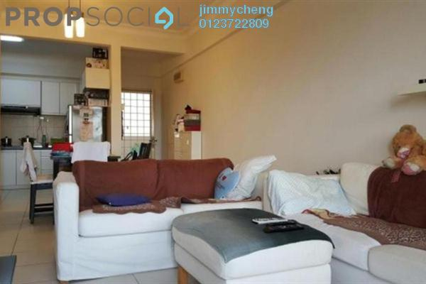 For Sale Apartment at Avilla, Bandar Puchong Jaya Freehold Semi Furnished 3R/2B 460k