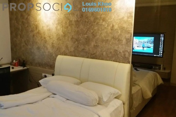 For Sale Condominium at Suasana Bukit Ceylon, Bukit Ceylon Freehold Fully Furnished 1R/1B 730k