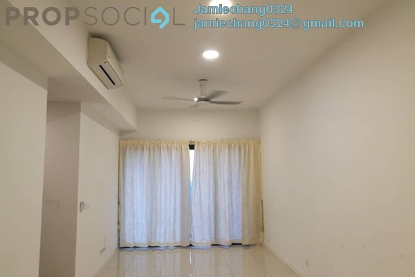 For Rent Condominium at The Elements, Ampang Hilir Freehold Semi Furnished 1R/1B 1.5k