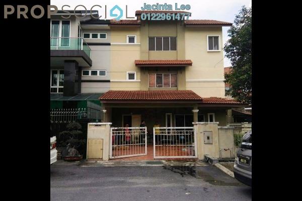 For Sale Terrace at Taman Kosas, Ampang Freehold Unfurnished 6R/4B 1.35m