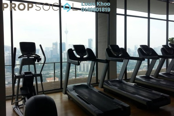 For Rent Condominium at Setia Sky Residences, KLCC Freehold Fully Furnished 3R/2B 3.3k