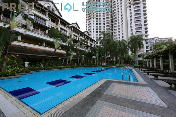 For Rent Condominium at Sri Penaga, Bangsar Freehold Fully Furnished 3R/2B 3.7k