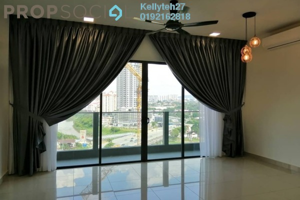For Rent Condominium at CitiZen, Old Klang Road Freehold Semi Furnished 3R/2B 1.8k
