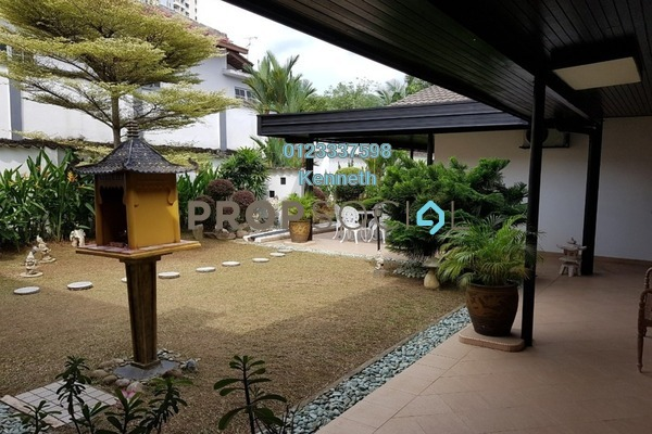 For Sale Bungalow at Section 16, Petaling Jaya Leasehold Semi Furnished 7R/5B 3.9m