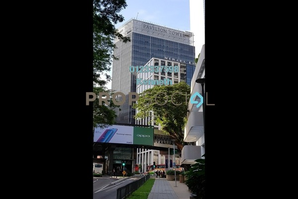 For Rent Office at Pavilion Tower, Bukit Bintang Freehold Unfurnished 0R/0B 17.3k