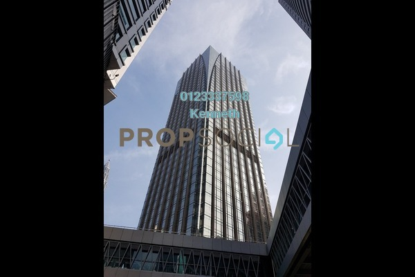 For Rent Office at Menara Darussalam, KLCC Freehold Unfurnished 0R/0B 35.7k