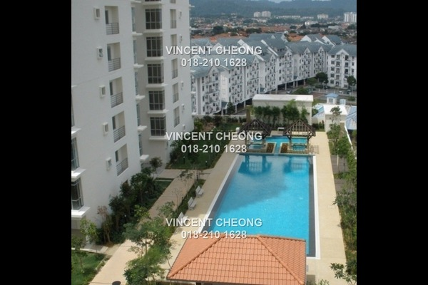 For Sale Duplex at Ampang Putra Residency, Ampang Freehold Semi Furnished 5R/4B 664k