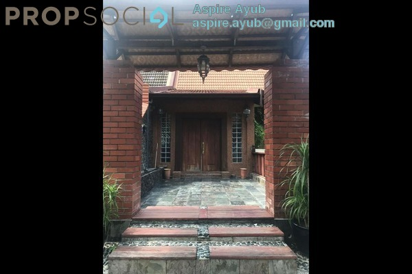 For Sale Semi-Detached at Taman Melawati, Melawati Freehold Fully Furnished 5R/3B 2m
