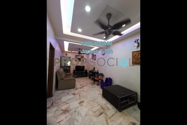 For Sale Terrace at Taman Sentosa, Klang Freehold Semi Furnished 3R/2B 345k