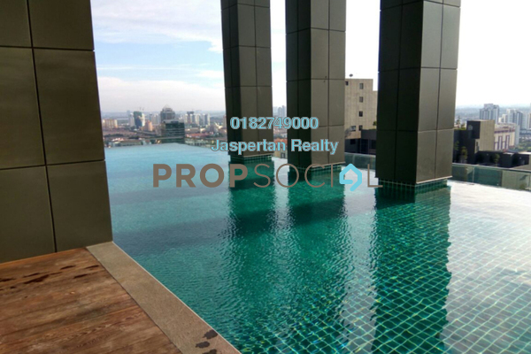 For Rent Condominium at Icon Residenz, Petaling Jaya Freehold Fully Furnished 2R/1B 1.9k