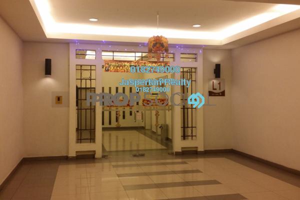 For Rent Condominium at Fortune Park, Seri Kembangan Freehold Fully Furnished 3R/2B 1.6k