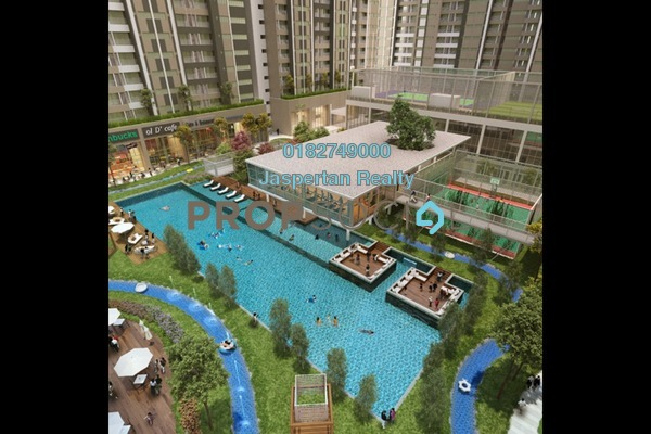 For Sale Condominium at Nilai Vision City, Putra Nilai Freehold Unfurnished 2R/2B 299k