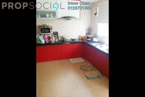 For Sale Terrace at Pandan Perdana, Pandan Indah Freehold Fully Furnished 5R/2B 880k