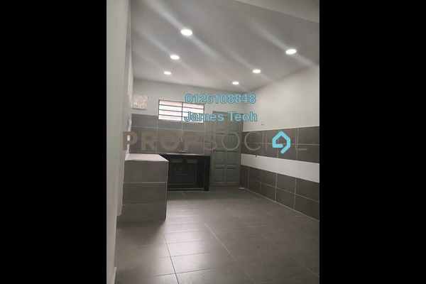 For Sale Terrace at Taman Sentosa, Klang Freehold Semi Furnished 3R/2B 399k